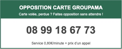 Carte Bancaire Groupama.Opposition Carte Bancaire Groupama Banque